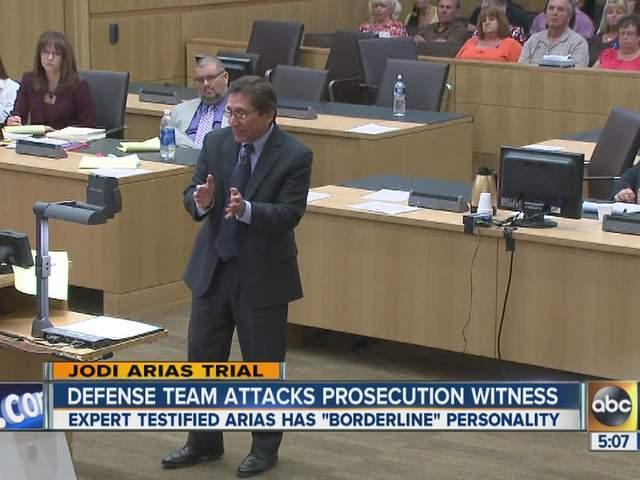 Jodi Arias trial live video: Defense team tries to discredit ...