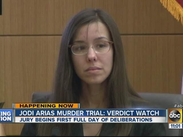Jodi Arias verdict: Jury continues deliberations