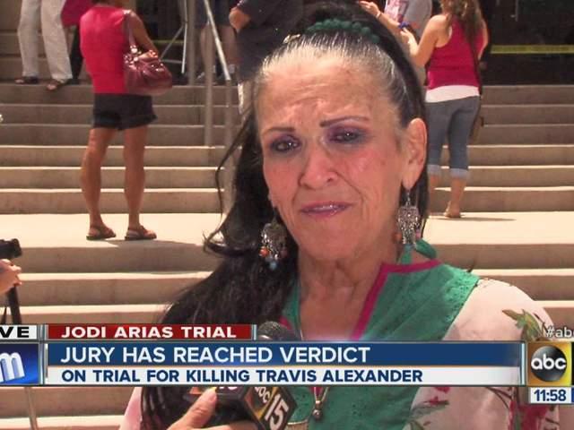 Jodi Arias verdict: Spectators react to guilty verdict