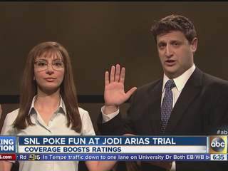 Jodi Arias spoof: SNL creates skit surrounding Arias trial, Benghazi
