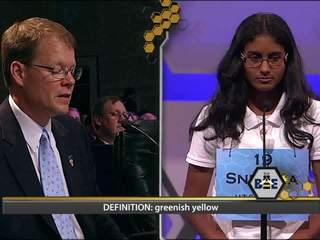 VIDEO: Jokes during the National Bee