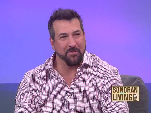 joey fatone cooking show