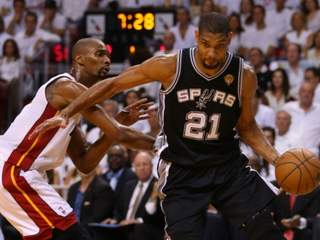 San Antonio Spurs vs Miami Heat game 7