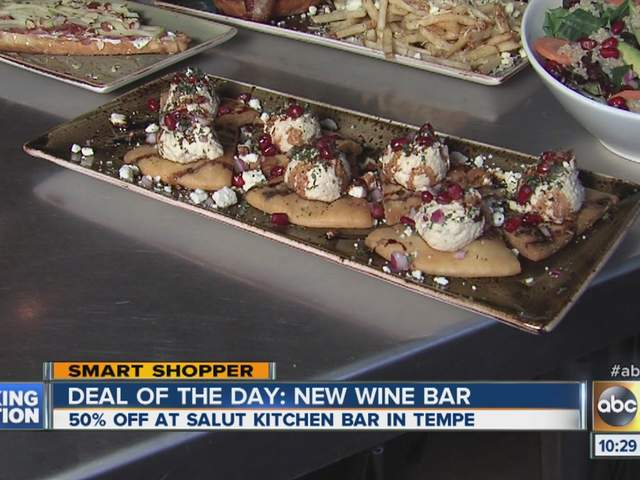 try salut kitchen bar in tempe for a great price - abc15 arizona