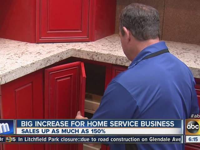 Home And Garden Show In Glendale Sees Huge Rebound Abc15