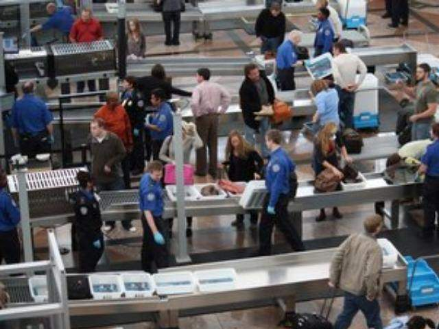 TSA tests screening larger electronic devices separately