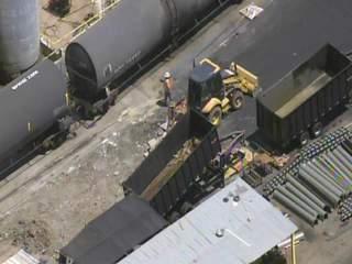 Ammonia leak at Tolleson business