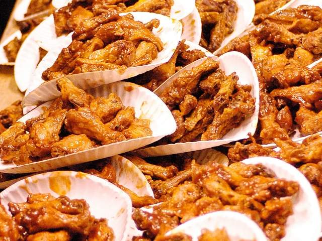 Recipe how to make best chicken wings abc15 arizona for How to make the best chicken wings