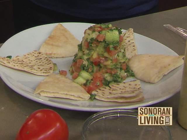 Recipes saba 39 s mediterranean restaurant offers authentic for Authentic mediterranean cuisine