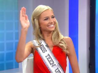 Teen USA says she screamed upon learning she was 'sextortion' victim