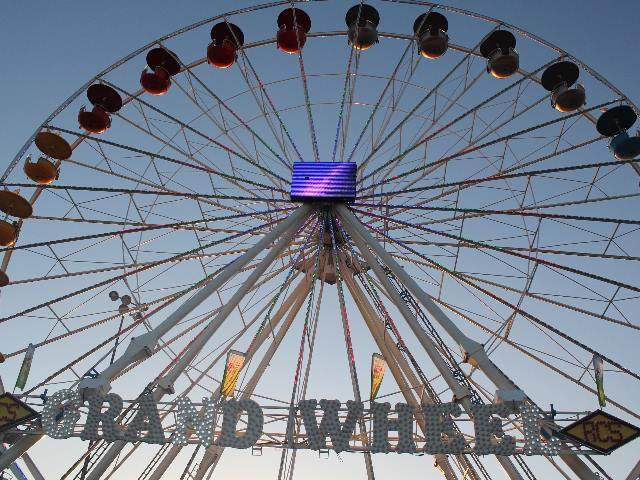 State fair food rides back