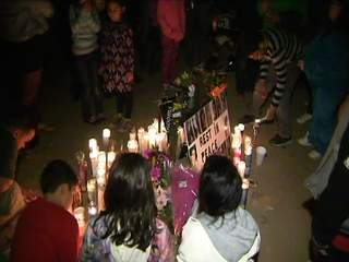 2 DOC officers remembered at vigil