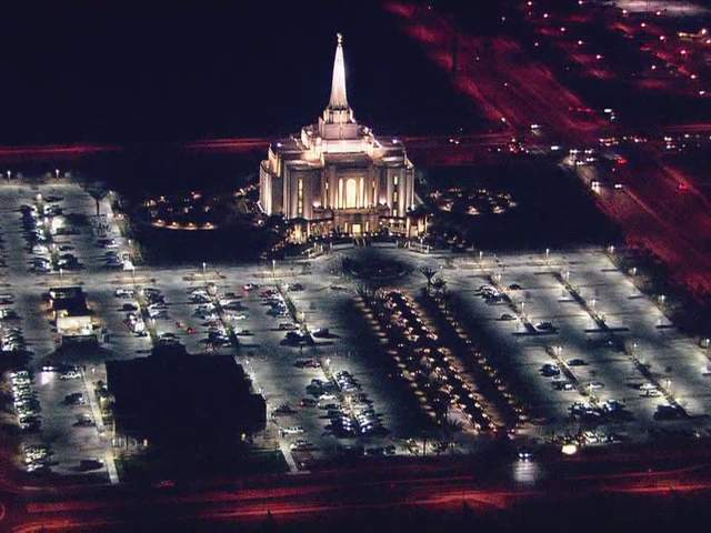 Gilbert Mormon Temple What Happens Inside LDS Temple ABC Arizona - Map of all lds temples in us