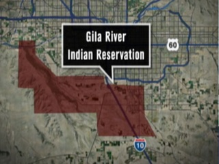 PD: Gila River bus shot at, suspects sought