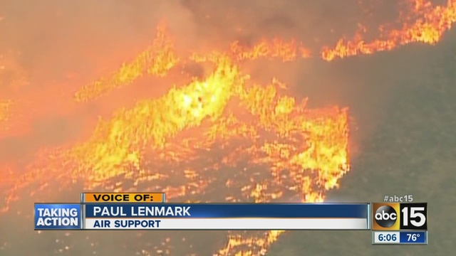 Yarnell Hill Fire: Arizona Occupational Safety and Health