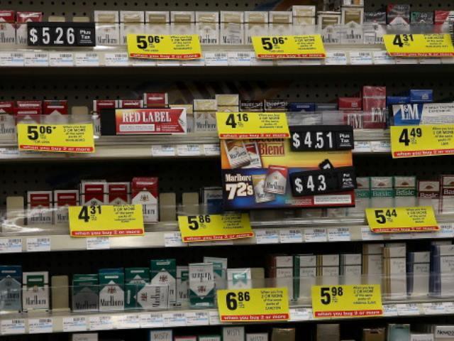 Cigarettes Marlboro cost Mississippi