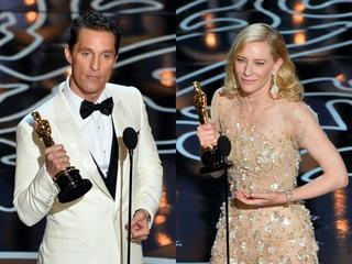 FULL LIST: 2014 Oscar winners