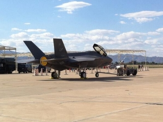 AZ F-35 flights halted after hypoxia incidents