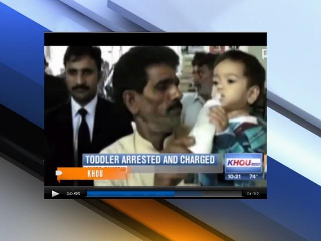 Pakistan Arrested Baby Officials in Pakistan Arrest