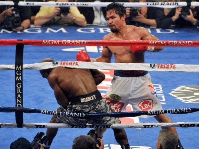 Manny Pacquiao Vs Timothy Bradley 2 April 12 Manny pacquiao  r  pushesManny Pacquiao Vs Timothy Bradley April 12