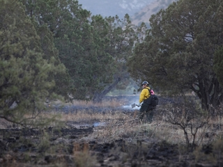 Firefighters gaining control over AZ wildfire