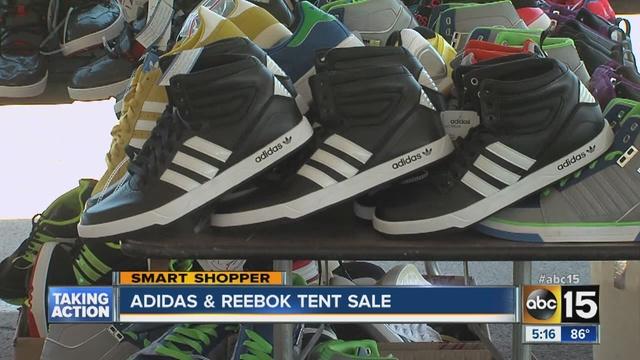 adidas giant tent sale tempe