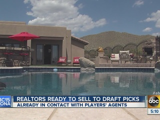 NFL draft big day for Valley realtors