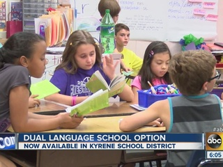 Valley students enjoy dual-language programs