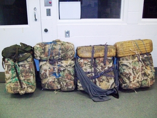 Border Patrol catches 10 smugglers, seize pot