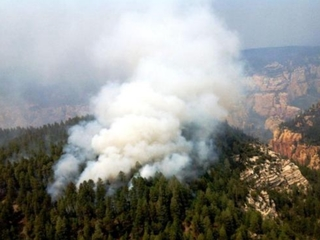 Slide Fire: 18,500 acres, 35% containment