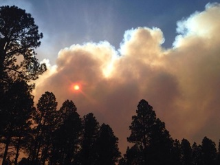 Oak Creek Canyon evacuation order lifted