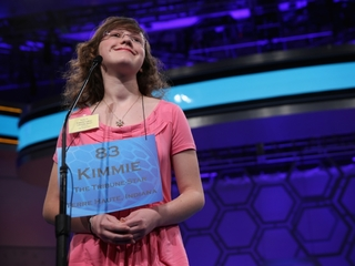Letters and laughs at the National Spelling Bee