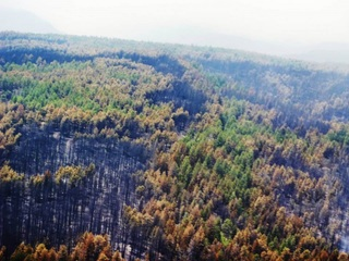 Oak Creek Canyon fire at 90 percent containment