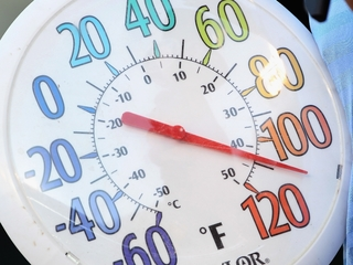 QUIZ: Ready to sweat? Prep for excessive heat