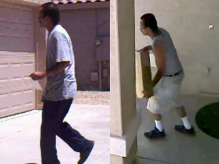 PD: Thief taking packages from front of homes