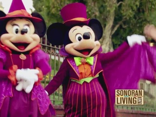 Plan Halloween getaway to Disneyland, San Diego
