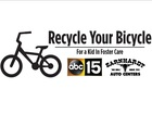 Recycle Your Bicycle at Earnhardt Auto Centers