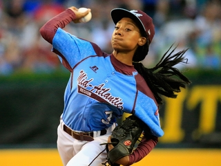 Mo'ne Davis brings big ratings to Little League