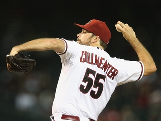 Collmenter and D-Backs beat Padres 5-1