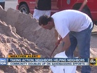 Sandbags hot commodity ahead of Valley storms