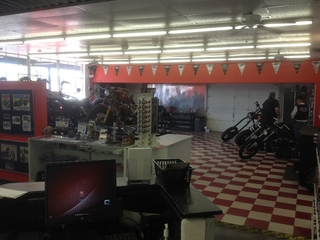 DPS uncovers stolen motorcycle scheme