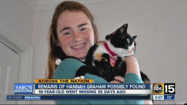 Hannah graham search investigators looking for missing uva student