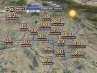 FORECAST: Getting warmer
