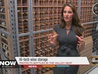 Valley woman takes wine storage high-tech