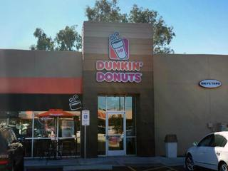 Dunkin Donuts launches 'Go2' value menu