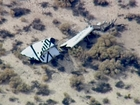 Virgin Galactic spaceship crashes, killing one