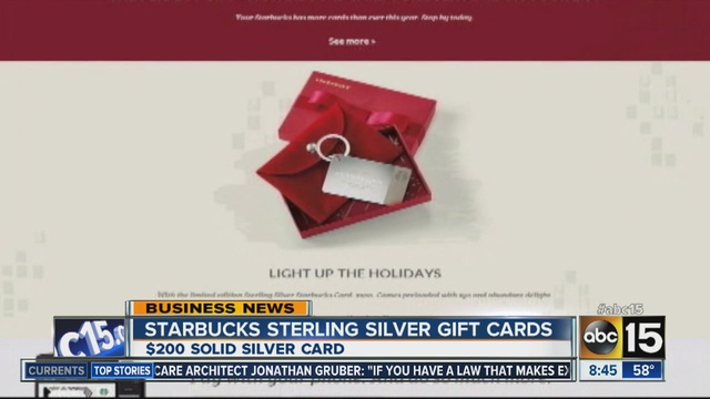 Starbucks Cup Card Starbucks Brings Back Red Cups