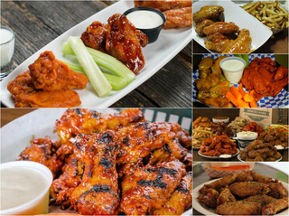 A-List: Valley's best wing restaurants