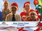 Happy holidays! Military greetings for Arizonans