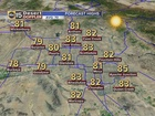 FORECAST: Cool now, much warmer later
